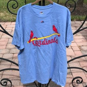 Majestic SMITH #1 St Louis Cardinals Tee I XL